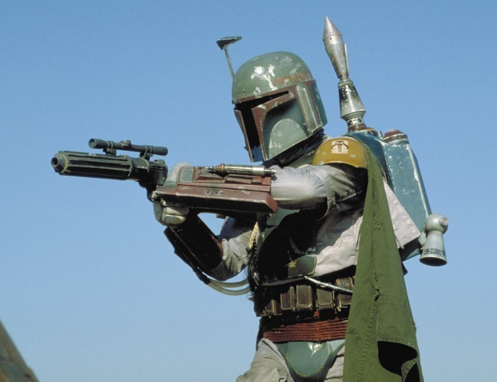 Boba Fett in RotJ