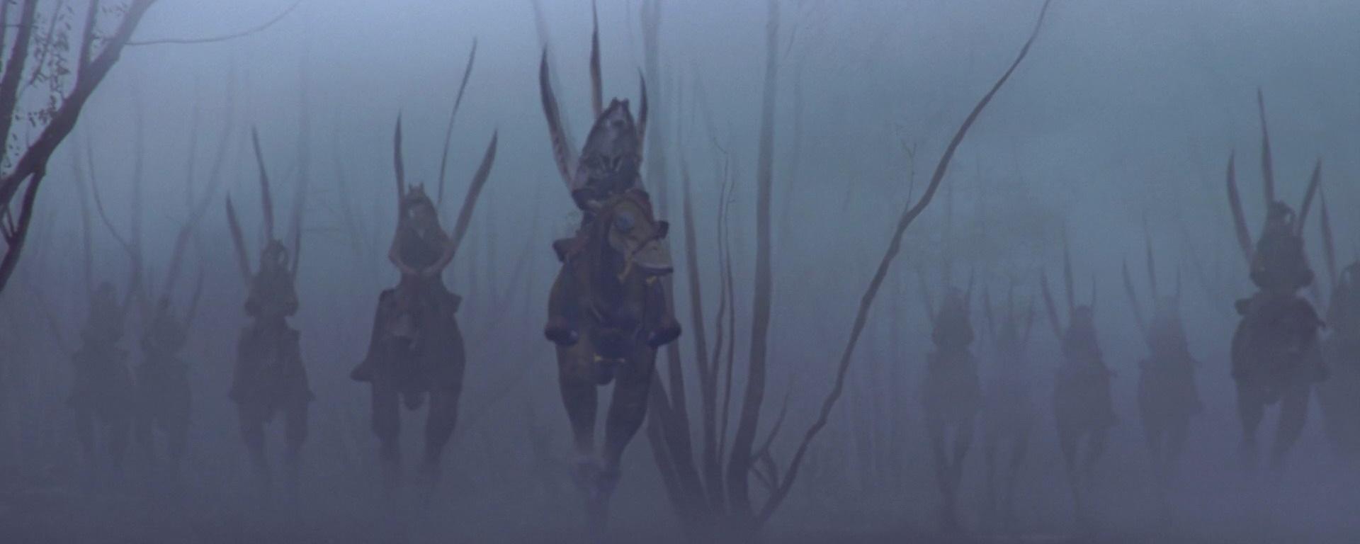 Image result for gungan phantom menace mist