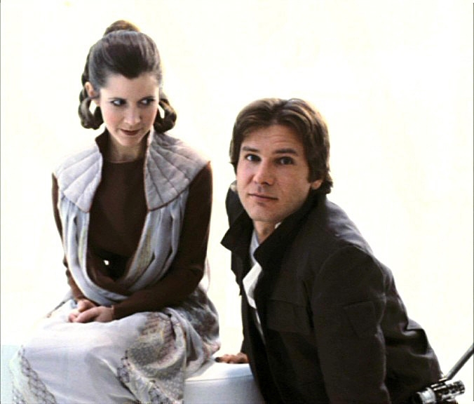 Han and Leia in ESB