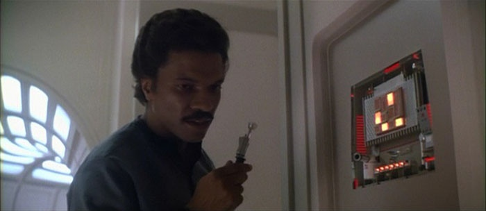 Lando Calrissian in ESB