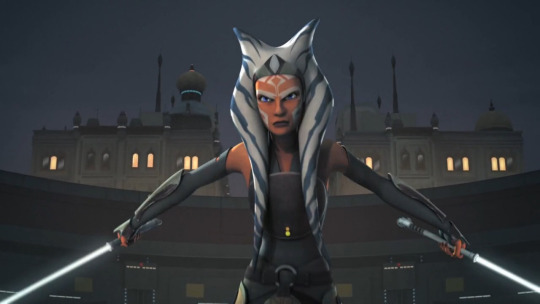 Ahsoka Tano in Rebels