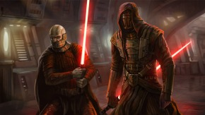 revan and malak