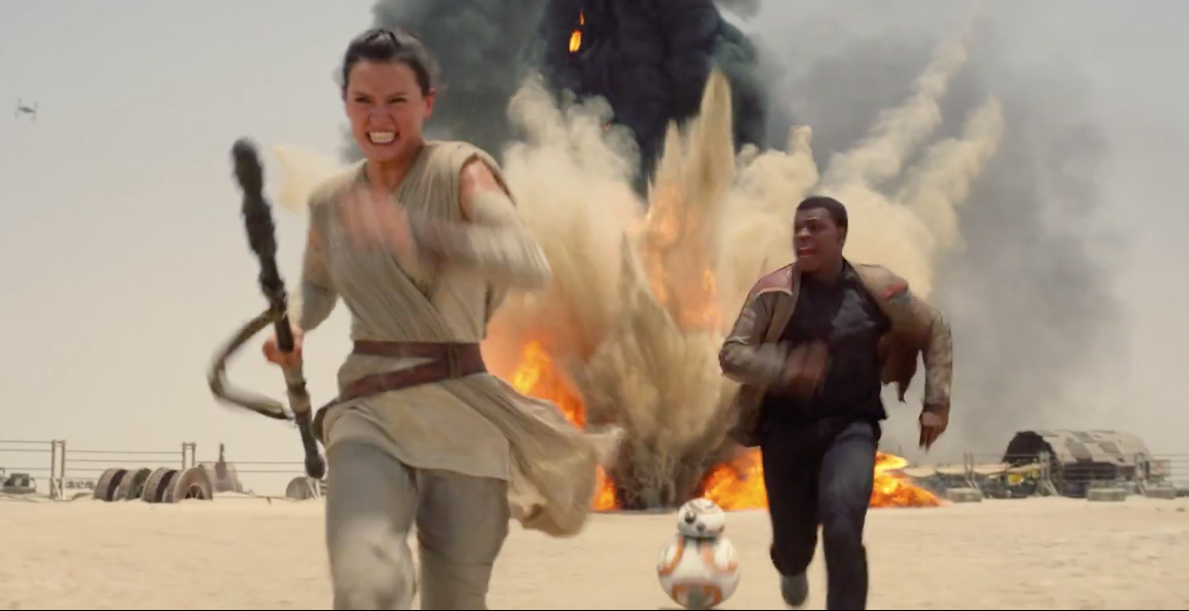 Taani and rey scenes from a marriage