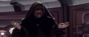 Palpatine in RotS