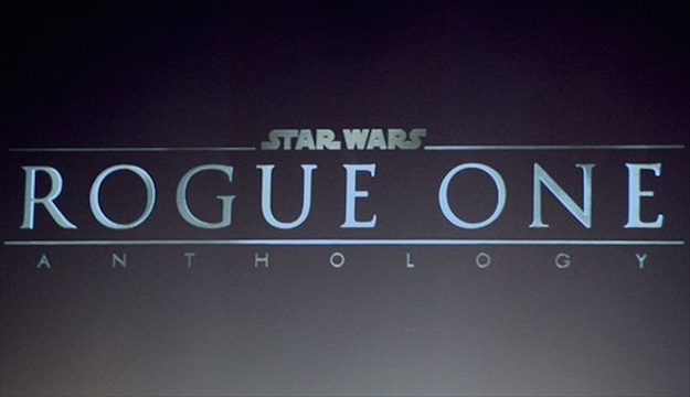 Rogue One Title