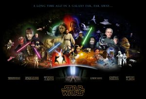 Star Wars Series Poster