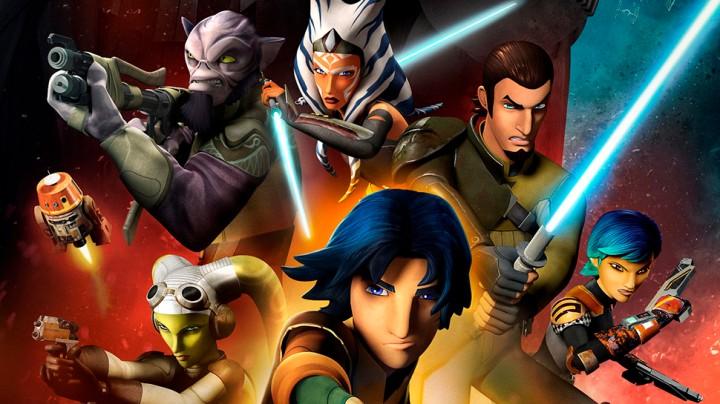 Rebels S2 Poster