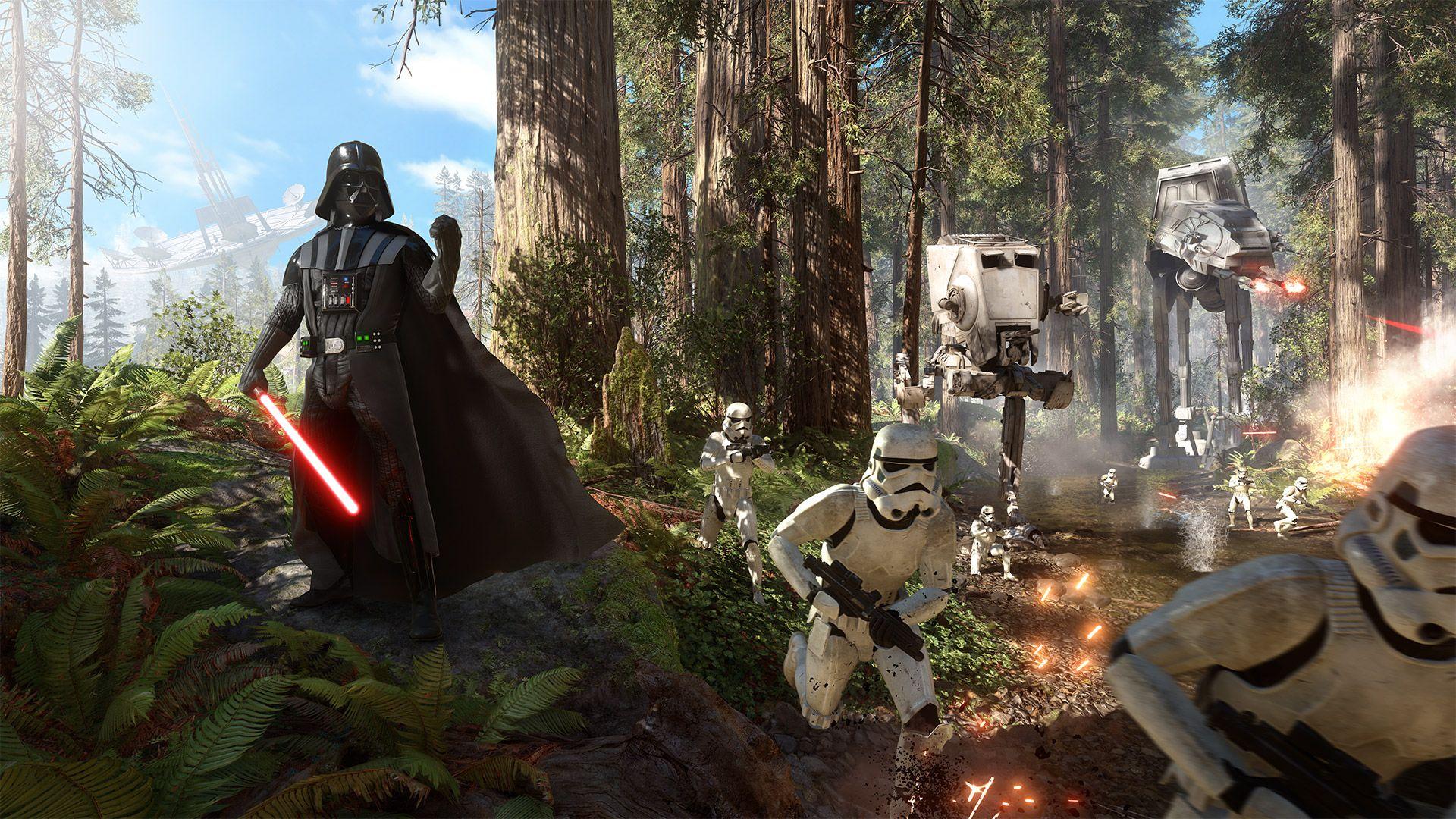 Darth Vader Battlefront