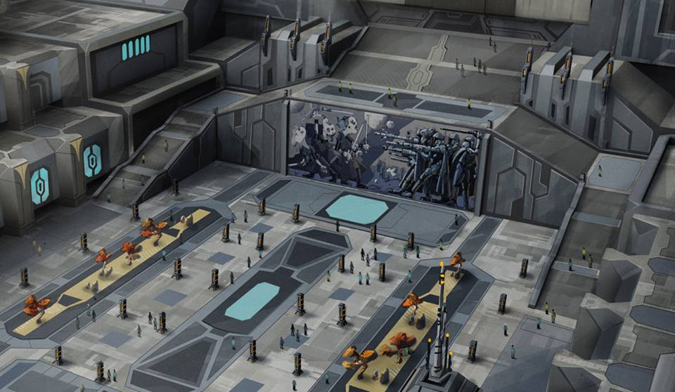 Mandalore Plaza