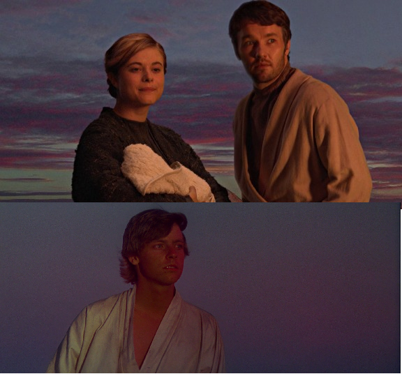 Beru and Luke