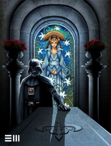 darth_vader_visits_the_tomb_of_padme_by_erik_maell-d4p5q95